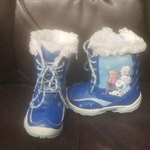 Disney FROZEN Kids Boots